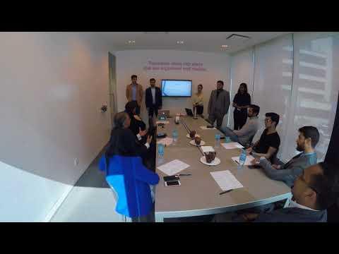 Focus Group at Hult International School of Business in Dubai