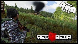 ARMA 3 Война НАТО vs Россия на проекте Red Bear!