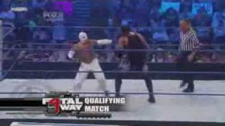 WWE Smackdown 28/05/10 Rey Mysterio vs Undertaker Part 2/2