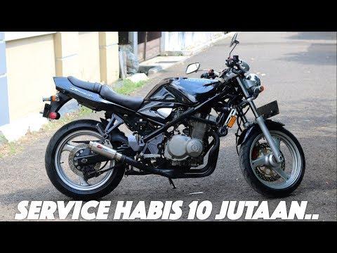 SUZUKI BANDIT 400 - Nyobain Moge Vintage #motovlog Indonesia
