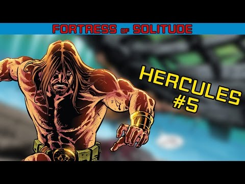 Hercules #5 REVIEW