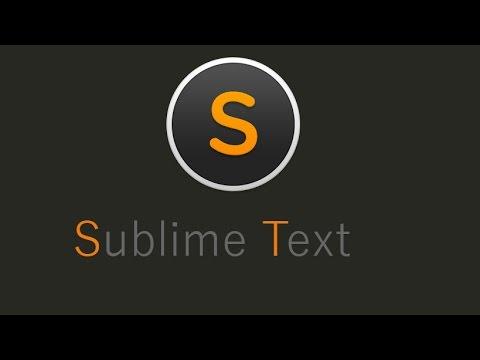 Как установить плагин wordpress для sublime text 2