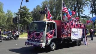 4th of July LA parade