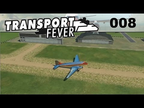 Transport Fever :: Ep.008 Europe Campaign 4 Part 3 - Low on Cash