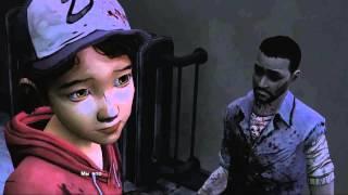 Концовка игры «Ходячие мертвецы» (The Walking Dead ending) (rus)
