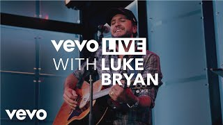 Luke Bryan - Most People Are Good – Vevo Live at CMA Awards 2017