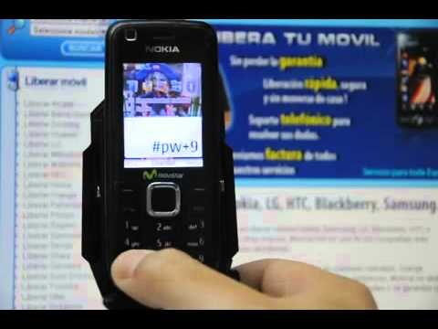 Liberar nokia 3120 classic de movistar en www movical net - Movical net liberar ...