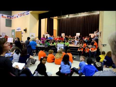Battle Of The Books 2014 - Loch Lomond Elementary School