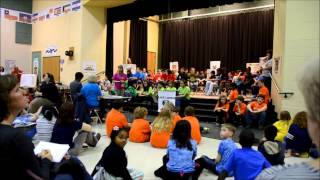 battle of the books 2014 loch lomond elementary school
