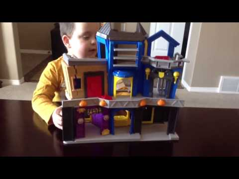Imaginext Gotham City Bank