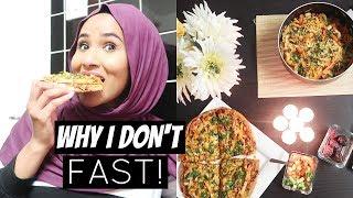 RAMADAN DAY 17 | Recipes, food haul+ why I don't fast?