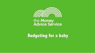 Budgeting for a baby