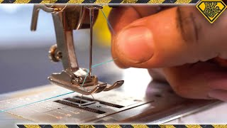 The Engineering Marvel That is the Sewing Machine!