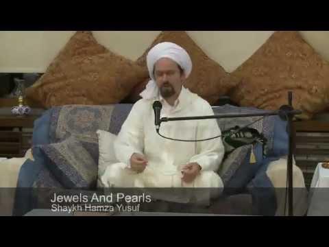 Hamza Yusuf - Jewels & Pearls (Al-Ghazali Lecture in Turkey)