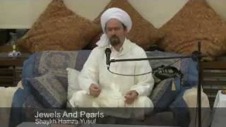 Hamza Yusuf - Jewels & Pearls (Al-Ghazali Lecture in Turkey)