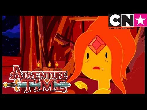 Adventure Time | Flame Princess | Mysteries of Ooo | Cartoon Network