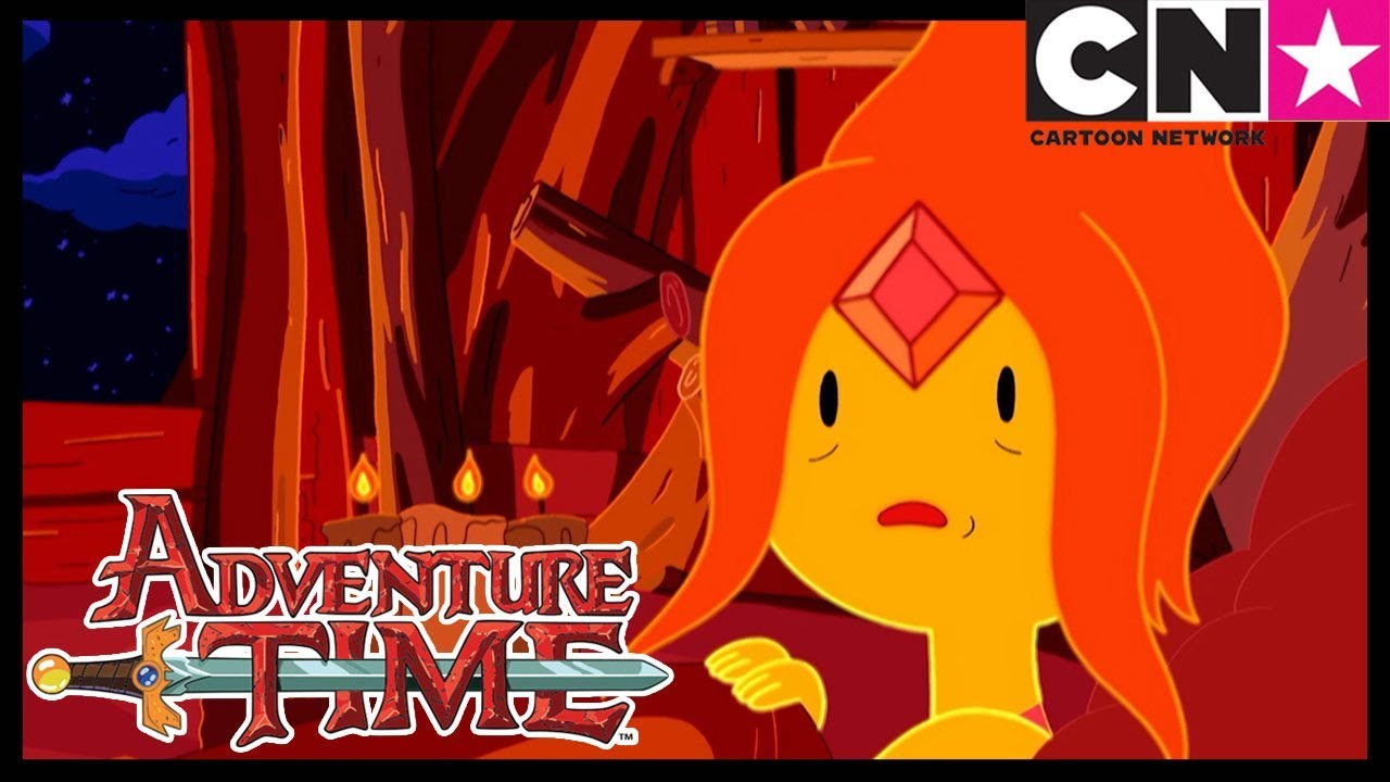 Adventure Time  Flame Princess  Mysteries Of Ooo -8804