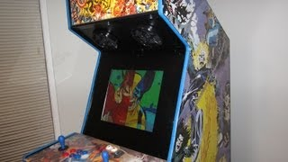 Mame Cabinet - My Mame Arcade Cabinet