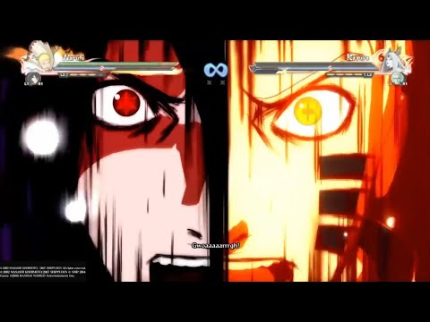 NARUTO STORM 4 Road To Boruto All Combined Ultimate Jutsu's With Secret Factor's English Dub
