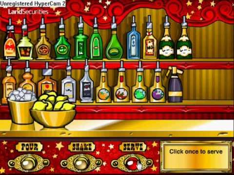 Barkeeper Spiel