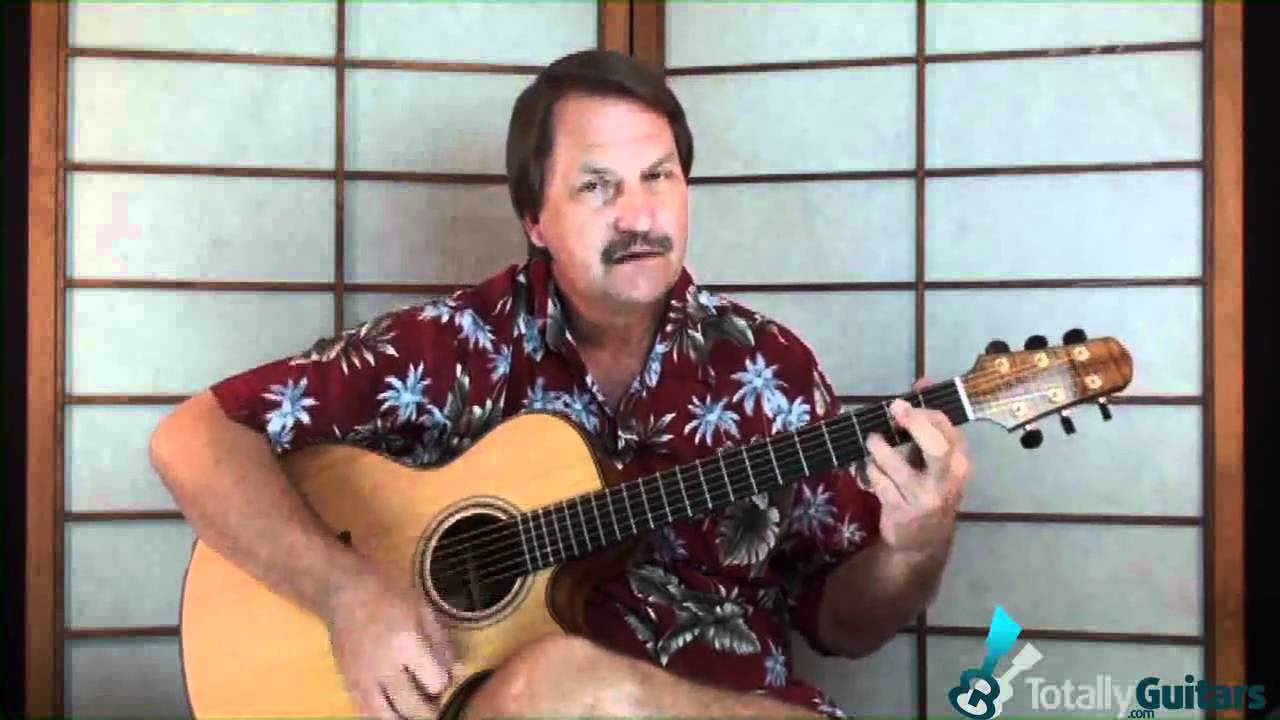 Only Love Can Break Your Heart Guitar Lesson Preview Neil Young