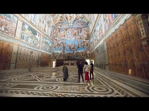 Waking Up the Vatican: VIP Small-Group Tour Before Museums Open