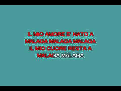 Malaga 1 [karaoke]