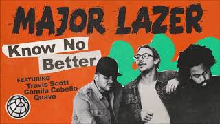Major Lazer - Know Better (Travis Scott, Quavo, Camila Cabello) | Remixed & Produced By Mad Religion