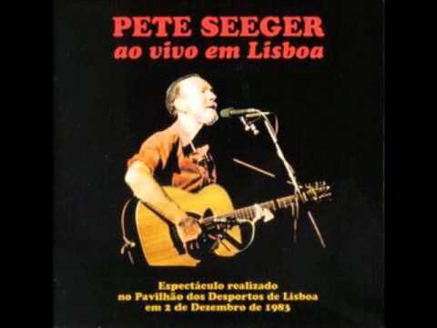 Pete Seeger- We shall Overcome (ao vivo em Lisboa).wmv