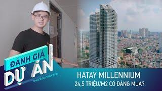 Đánh giá dự án Hatay Millenium: Căn hộ tầm trung hiếm hoi khu Tây Hà Nội có gì?