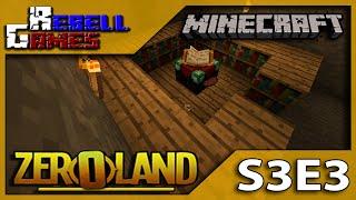Zeroland S3: Κρυφό Enchant Table ξανά! μαζί με Baze! [03]