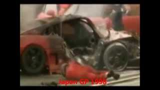 Motorsport Crashes - The Best Red Flag Crashes 4