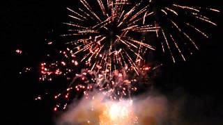 feuerzauber paderborn 2013 feuerwerk nr 1