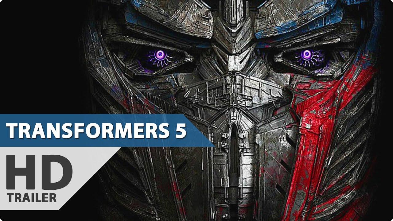 Transformers 5 Film Trailer