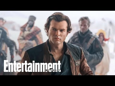 'Solo': Who Is Alden Ehrenreich? All The Details  Story Behind The Story  Entertainment Weekly