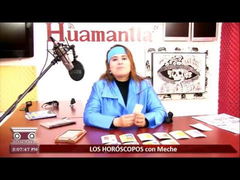 LOS HOROSCOPOS con Meche 07/04/2017 - YouTube