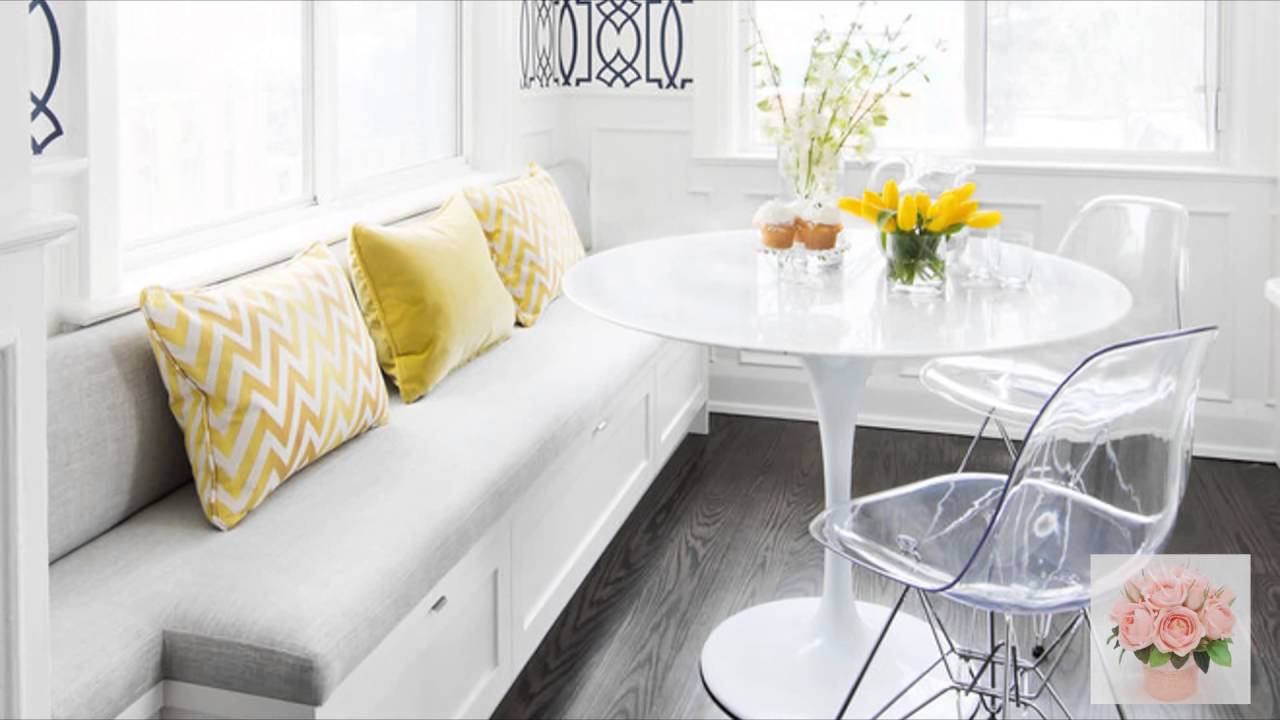 Белый стол. Стулья пластиковые АС-016 BRIGHT (Брайт)+ стол AC-017 .