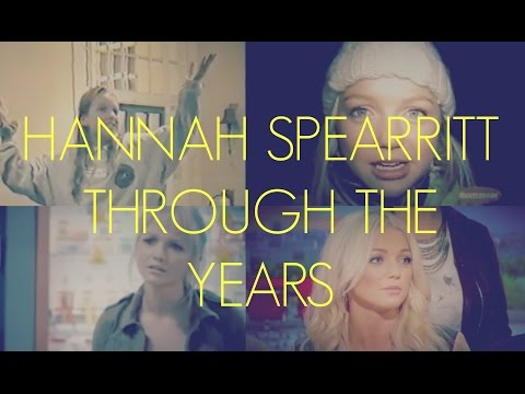 Hannah Spearritt : Through the Years