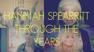 Hannah Spearritt : Through the Years