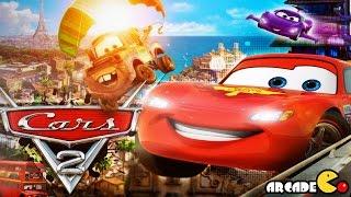 Disney Cars 2 Lightning McQueen Italy Showdown Hunting Lemons