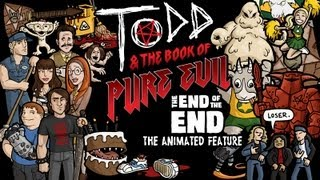 Operation: Indiegogo - Todd & The Book of Pure Evil