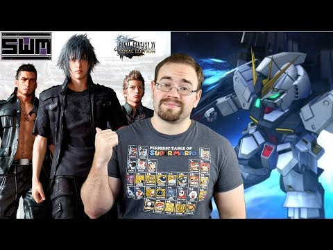 News Wave! - Final Fantasy XV Royal Edition Frustrates Fans And SD Gundam Goes To The Switch