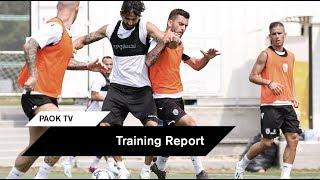Γυμναστική, φροντιστήρια και οικογενειακή μάχη - PAOK TV