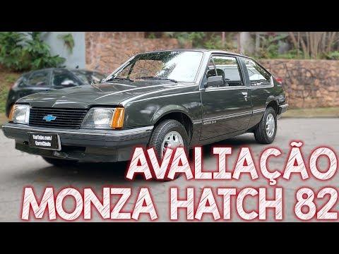 Avaliação Chevrolet Monza Hatch 1982 - Um Dos Primeiros Monza Do BRAZIL!