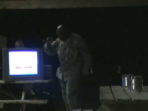 Iraq karaoke