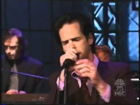 NICK CAVE LIVE! ON JAY LENO