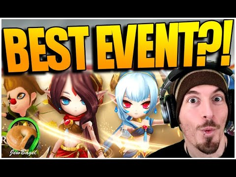 CHOOSE YOUR NAT 4 EVENT IS HERE AND BETTER THAN EVER!! Who To Pick Though?!? (Summoners War)