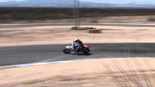 Mussleman Honda Circuit Supermoto Race #2 Practice Bike 96