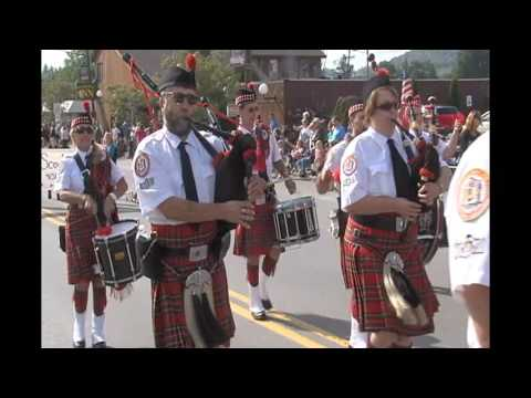 2015 Fabulous 1890's Weekend Parade - Mansfield, PA