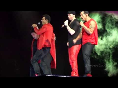 Step by Step - New Kids on the Block LIVE from Detroit 2015 HD